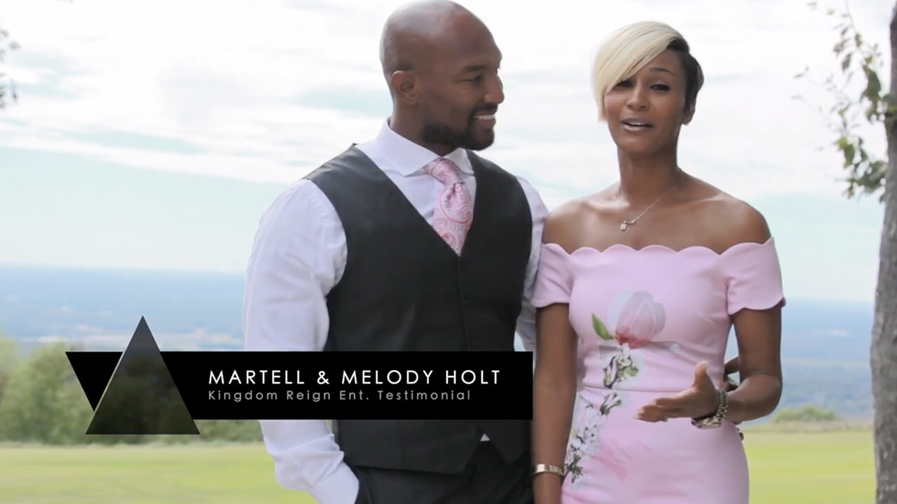 martell and melody holt